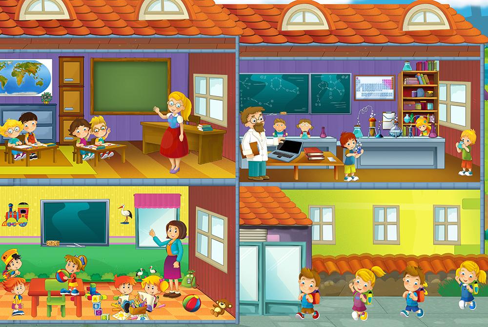 school-inside